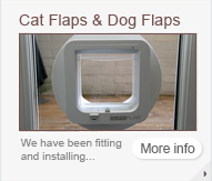 Cat Flap & Dog Flap Installation